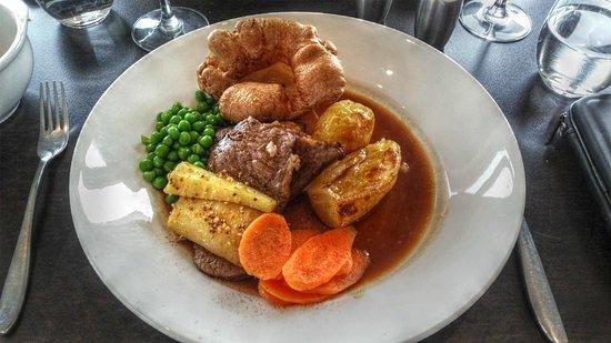 Sands Restaurant: Roast Beef
