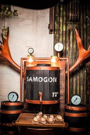 Samogon Fish Bar Podol: Смачно!