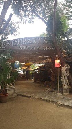 Maui Beach Club: Ingang