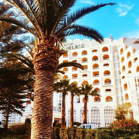 Marhaba Palace Hotel: Порт-эль-Кантауи