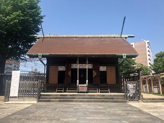 Kuil Tsurumi