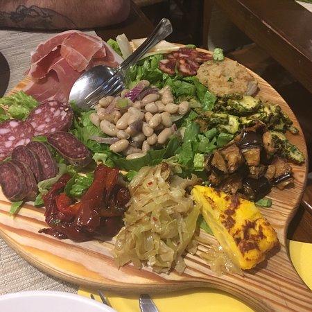 Osteria Da Checco Ar 65 Φωτογραφία
