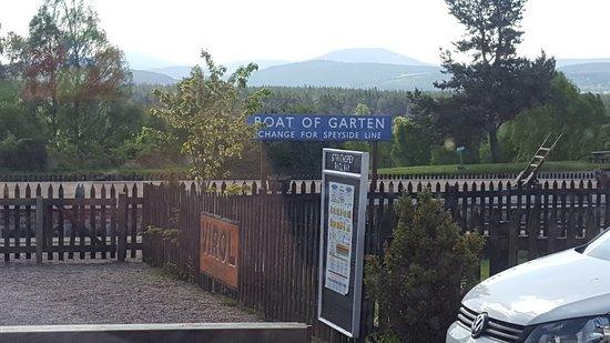Boat of Garten, UK: 20180521_091623_large.jpg