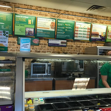 Fredericktown, MO : Subway