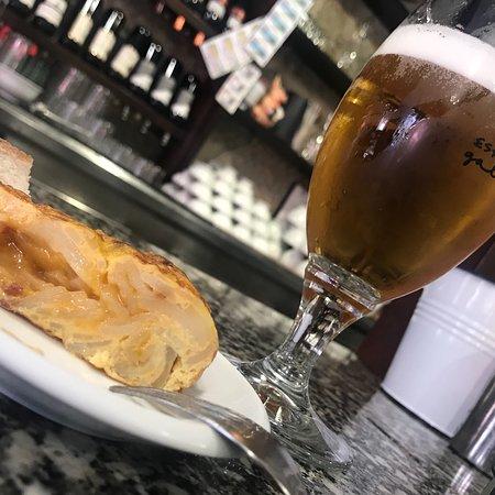 Bar Orellas: Delicatessen