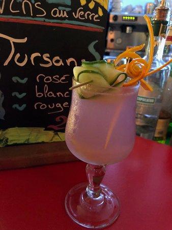 La Piscine: Cocktail du jour