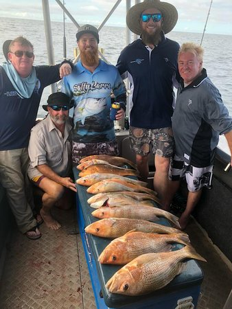 Offshore Boats - Darwin Reef & Sport Fishing Charters: Massive Goldies