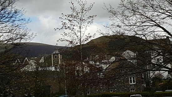 Moot Hall - Keswick Information Centre: seen from a distance