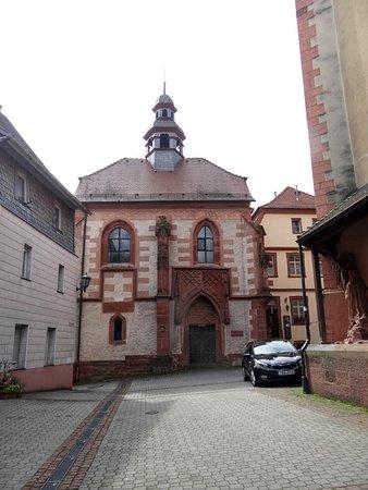 Tauberbischofsheim, ألمانيا: St. Sebastian chapel