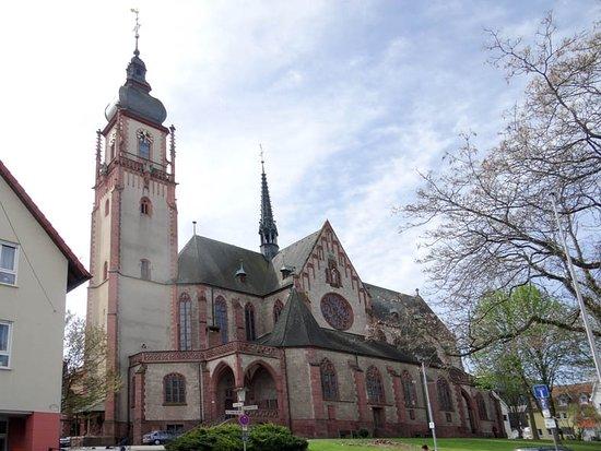 Tauberbischofsheim, ألمانيا: St. Martin