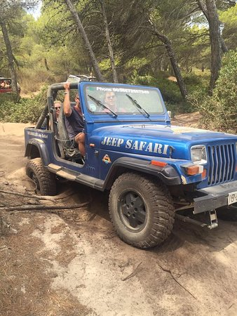 Wrangler Jeep Safari