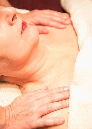 rug nek en schoudermassage