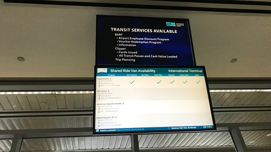 San Bruno, CA: Maybe you should better book another service