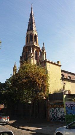 Alabado Sea el Santísimo Sacramento Iglesia