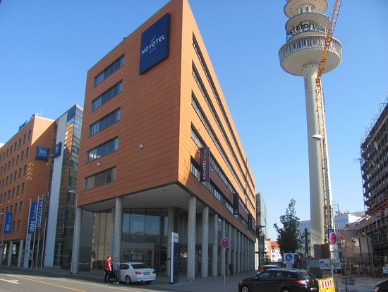 Novotel Suites Hannover City Φωτογραφία