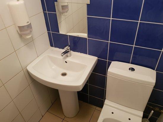 Mezhdu Bulok: Туалет