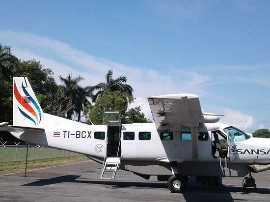 SANSA 航空照片