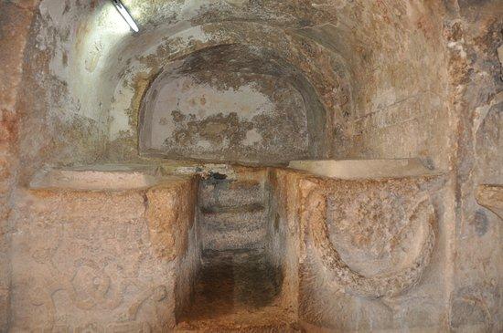 Ahl Al Kahf: Entrance of the Cave