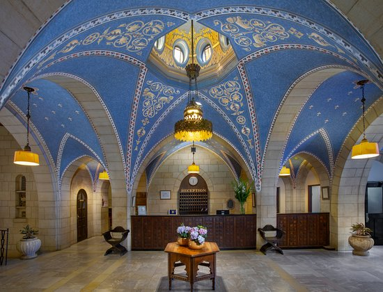 Jerusalem International YMCA, Three Arches Hotel