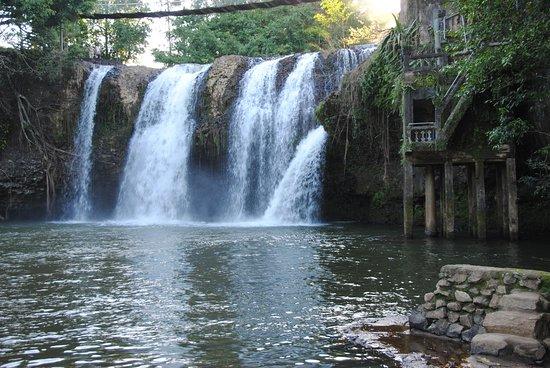 Mena Creek, أستراليا: Paronella Park