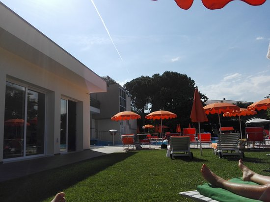 Hotel Eliseo Terme: Piscina