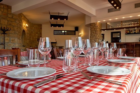 Primo Gusto: Typical table