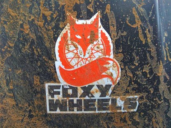 Peristeri, Greece: FOXYWHEELS - Off Road