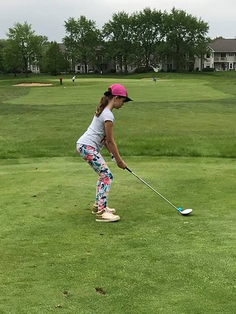 Elk Grove Village, IL: Our 11 year old enjoyed this course.