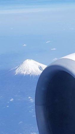 Thai Airways: On the way from Haneda to Bangkok....Million dollar view!