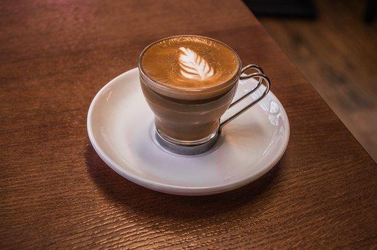 Wentworth Cafe: Cortado