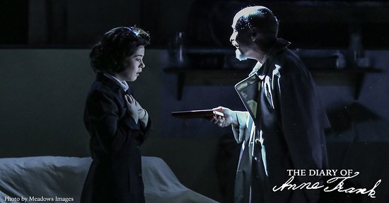 Historic Owen Theatre: The Diary of Anne Frank - April 2018