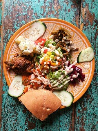 Kleine Fotos kleine karte tolles essen picture of blackchich cafe restaurant