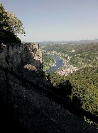 Koenigstein, Alemania: вид сверху