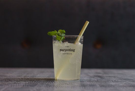 The Darjeeling Express: Supersonic Cocktail