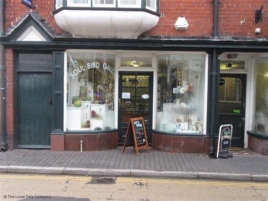 Wem, UK: Shop Front