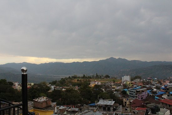 Tansen, Nepal: View from home