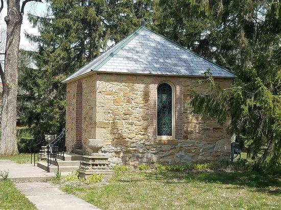 Saint Anne Shell Chapel