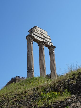 Palatine Hill: Foro Romano