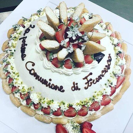 Castel Madama, Itália: cake3