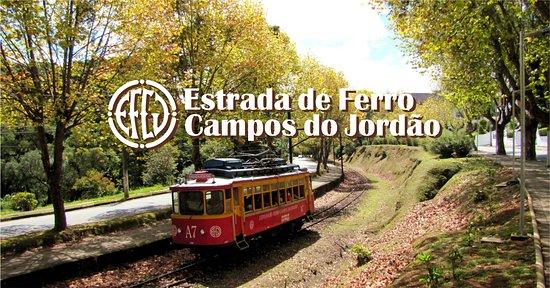 Estrada de Ferro Campos do Jordao