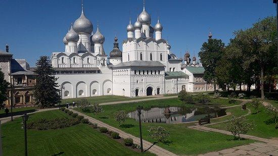 Государственный музей-заповедник Ростовский кремль: 20180521_135059_large.jpg