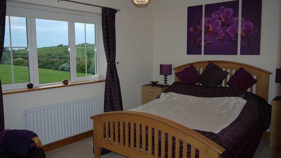 Culdaff, Irland: Orchid Room