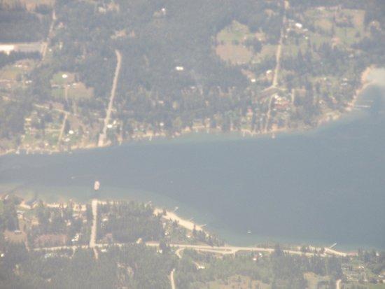 Pacific Coastal Airlines: Maybe Kootenay Lake?