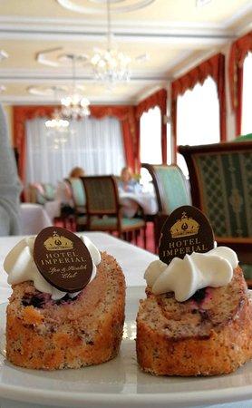 Restaurant Prague: Ресторан ПРАГА (отель ИМПЕРИАЛ, Карловы Вары)