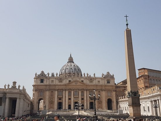 St. Peter's Square (Piazza San Pietro) Photo