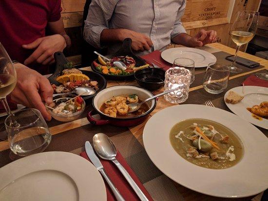 Alfama Cellar: Slow cooked lamb stew