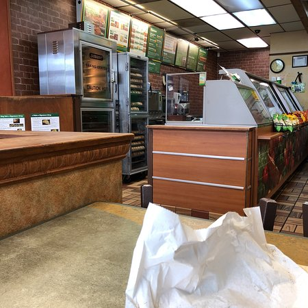 Vidalia, GA: Subway