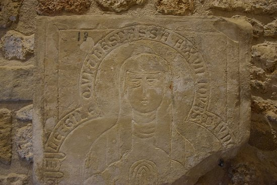 Larnaka Medieval Castle: Lastra