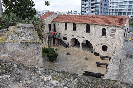 Larnaka Medieval Castle: L'interno