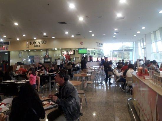 Cambe, PR: Toscano Grill Restaurante